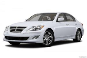 First-Generation Hyundai Genesis