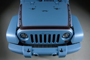 Wrangler Accent Graphic