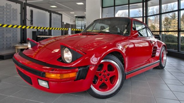Porsche RUF 1