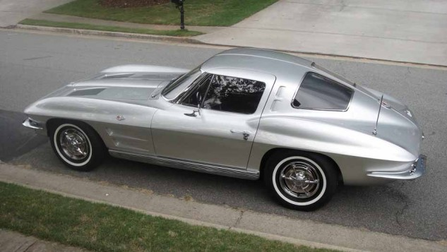 1963 Corvette L76 Split Window Coupe Would You Drive This