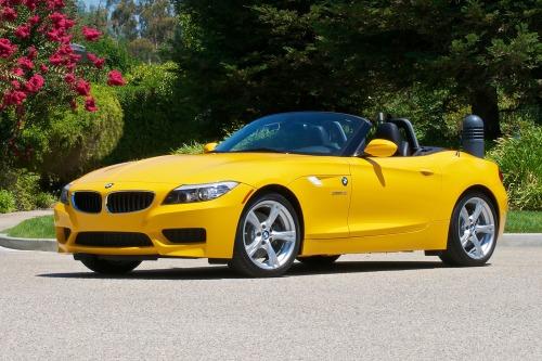 2012 BMW Z4 Convertible
