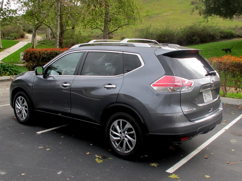 2015 Nissan Maxima For Sale >> 2014 Nissan Rogue - iSeeCars.com