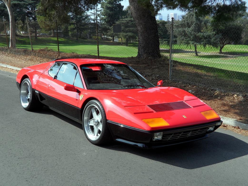 1984 Ferrari 512 BB Would You Drive This Car