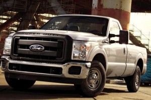 2012 Ford F-250 Super Duty Regular Cab