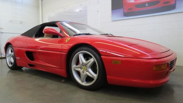 1997 Ferrari F355 Spider Convertible