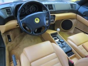 1997 Ferrari F355 Spider Convertible3