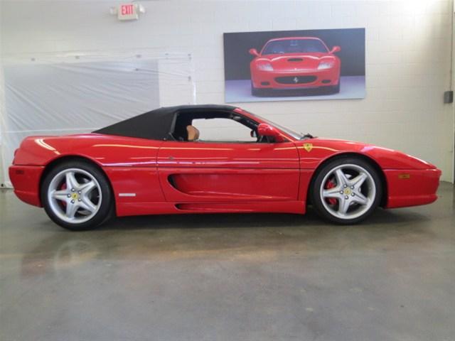 1997 Ferrari F355 Spider Convertible4
