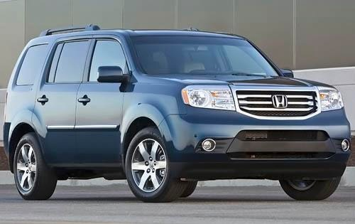 top 10 used suvs for tall families. Black Bedroom Furniture Sets. Home Design Ideas