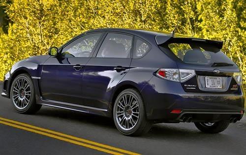 2014 Subaru Wrx Sti Hatchback >> 10 Best Used AWD Hatchbacks