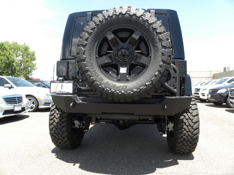 2014 Jeep Wrangler Rubicon X Custom2