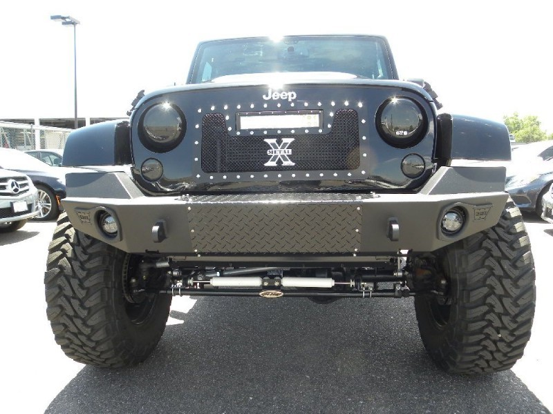 2014 Jeep Wrangler Rubicon X Custom4