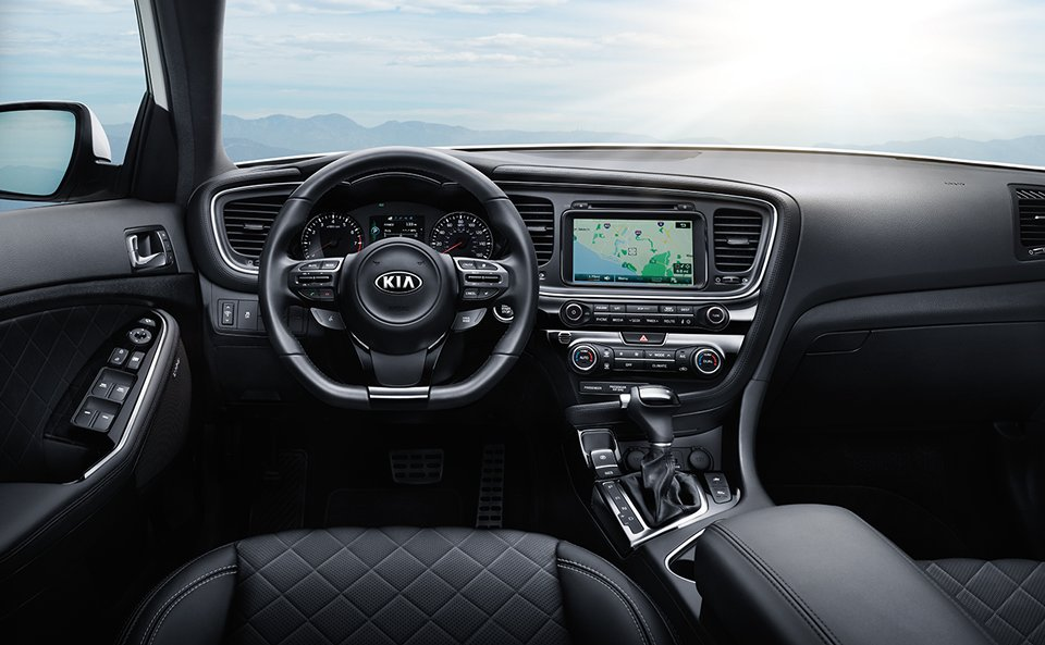 2014 Kia Optima Interior 2