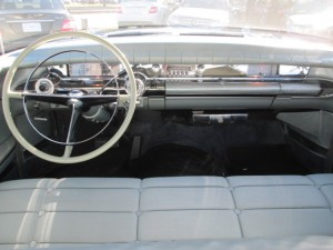 1958 Buick Riviera Limited Interior