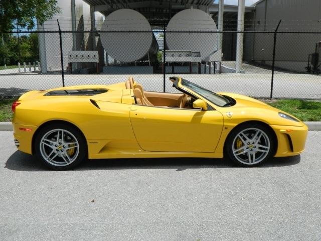 2005 Ferrari F430 Spider5