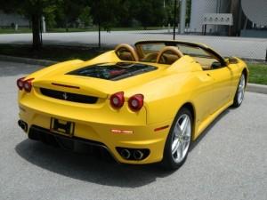 2005 Ferrari F430 Spider7