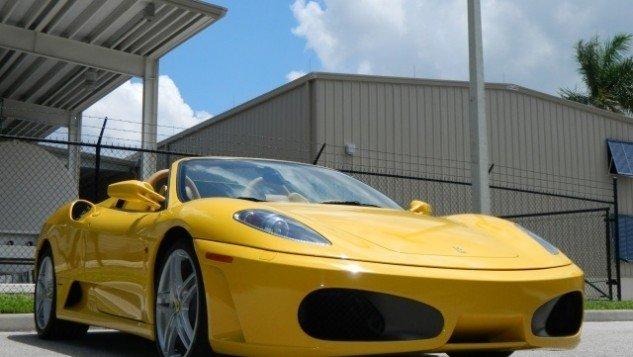 2005 Ferrari F430 Spider4