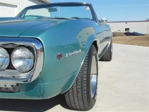 1967 Pontiac Firebird 400 Convertible5