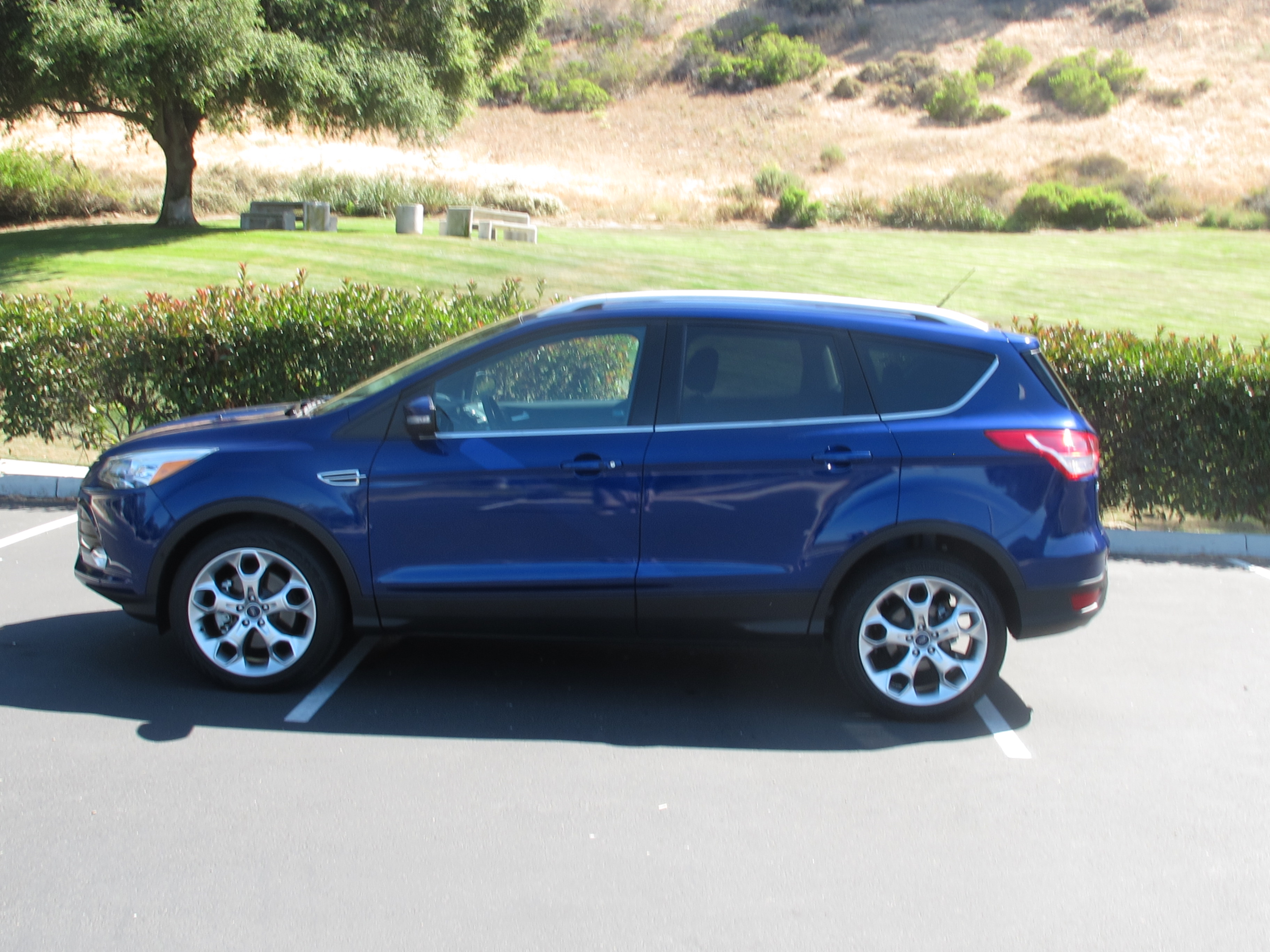 What We Loved about the 2015 Ford Escape & 2015 Ford Escape Test Drive markmcfarlin.com