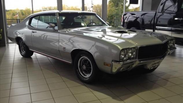 1970 BUICK SKYLARK GS 455