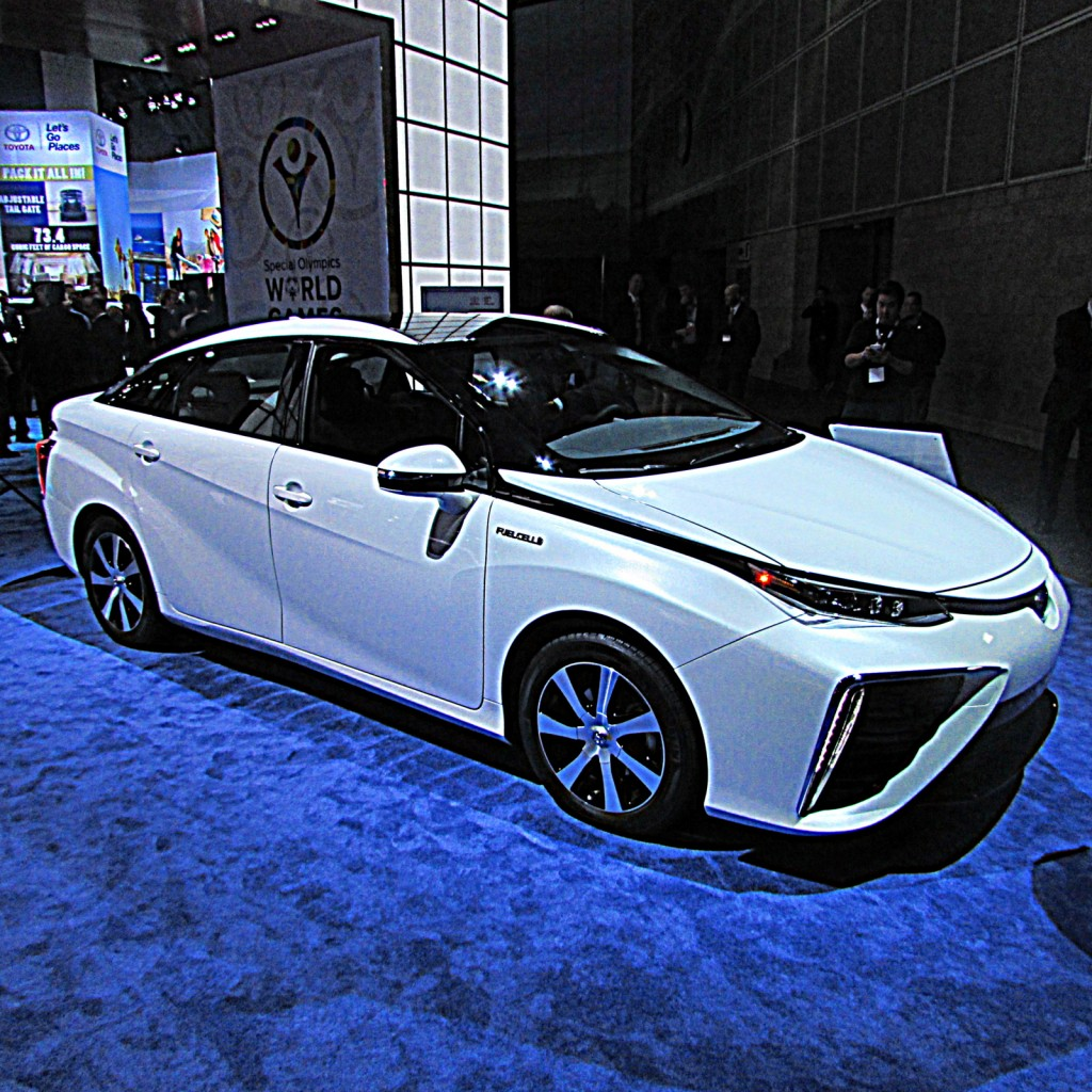 Top Ten New Models Unveiled At The 2014 Los Angeles Auto Show