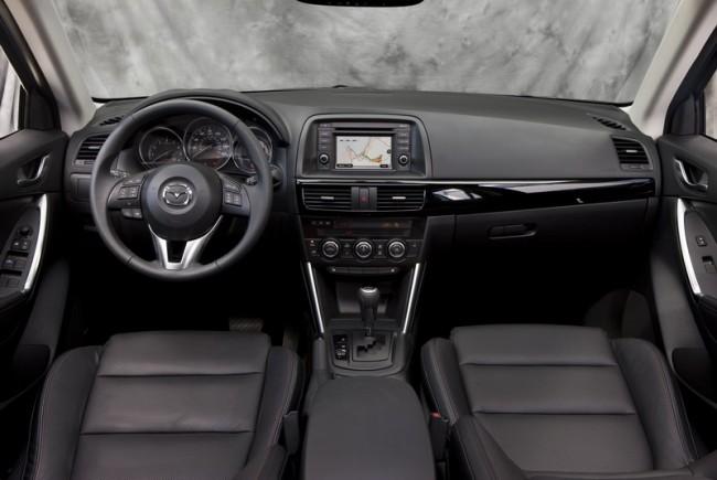 2013_Mazda_CX-5_Interior