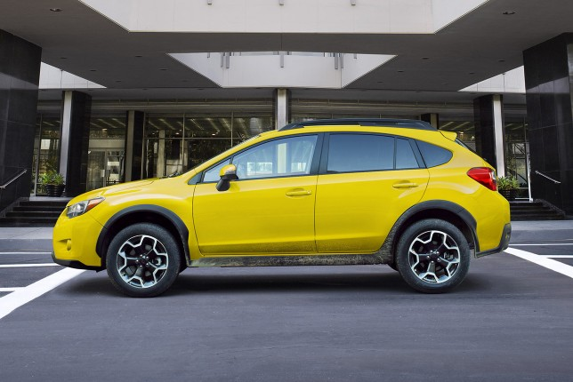 Subaru of America Inc XV Crosstrek Special Edition