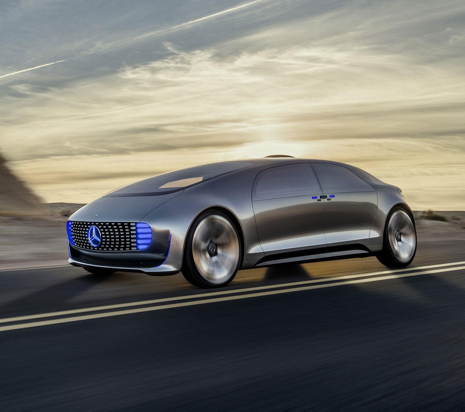 Future Interior Luxury Design: Consumers Prefer Collision-Avoiding Technology: JDPA