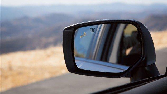 2015 Subaru Legacy-Eyesight