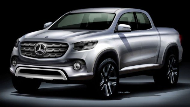 Mercedes-Benz Concept Pickup