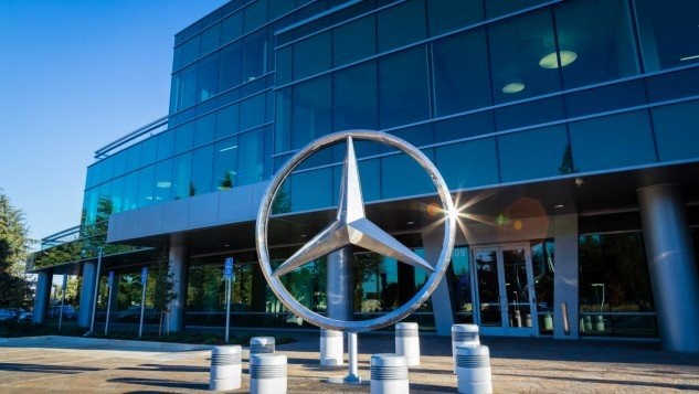 Mercedes-Benz Sunnyvale R and D facility