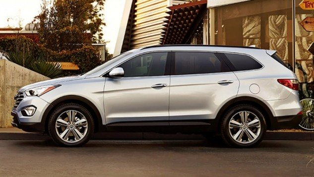 2015 Hyundai Santa Fe (2)
