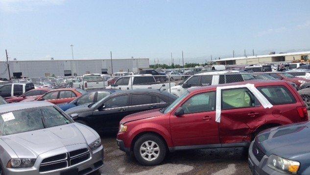 NICB Houston cars