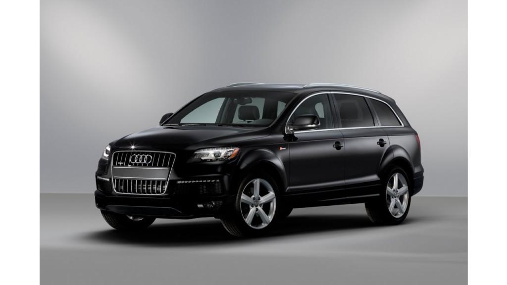 Photo courtesy of Audi USA
