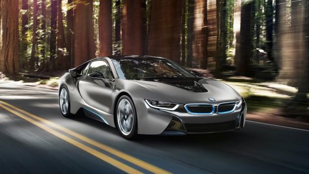 2015 BMW i8 Concours d'Elegance Edition