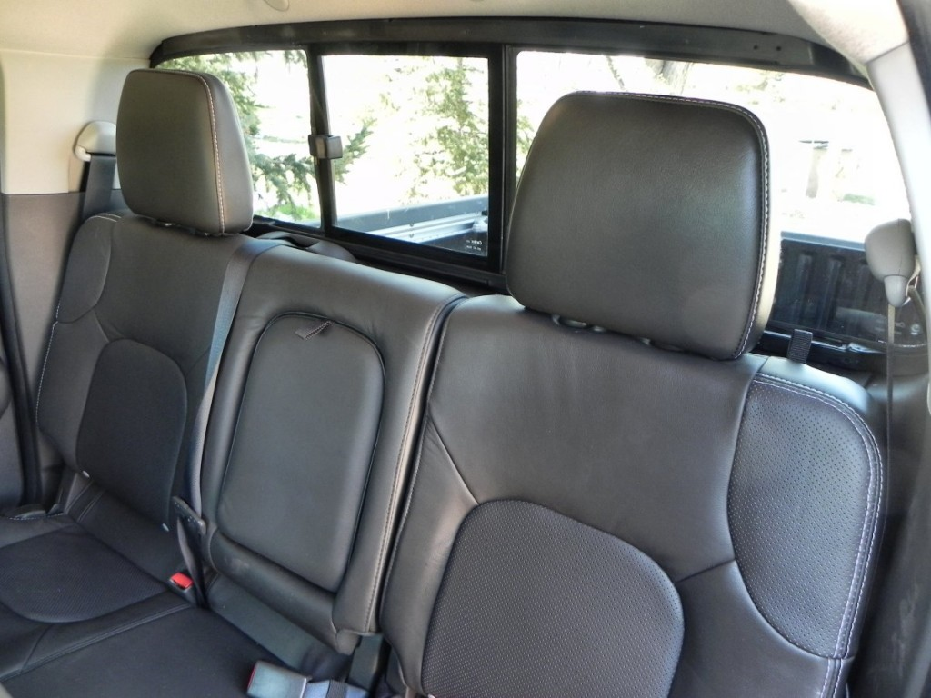 2015 Nissan Frontier Pro-4X - interior 4 - 1200px AOA