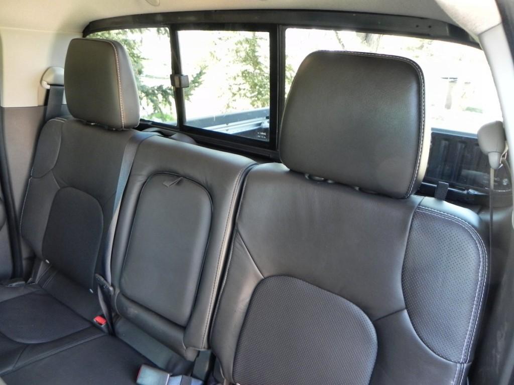 2015 Nissan Frontier Pro-4X - interior 4 - 1200px AOA