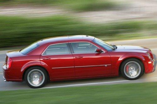 2010 Chrysler 300 SRT-8