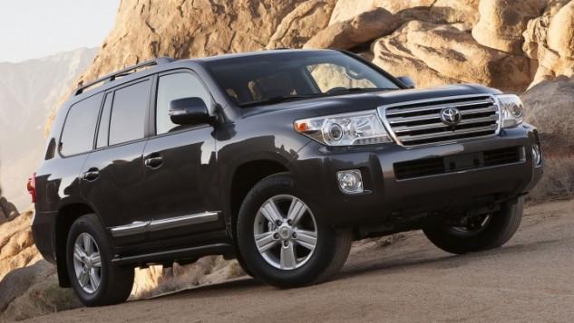 2013 Toyota Land Cruiser