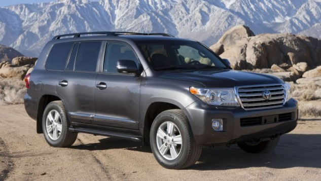 2013 Toyota Land Cruiser-mountains