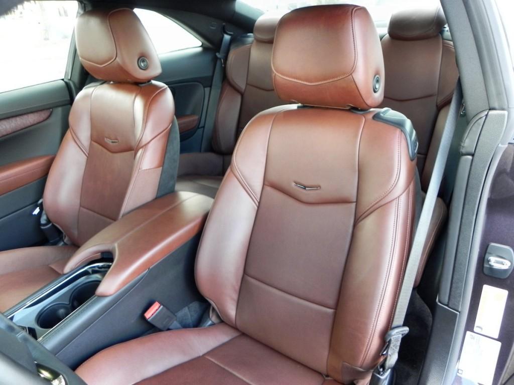 2015 Cadillac ATS - interior 3 - AOA1200px