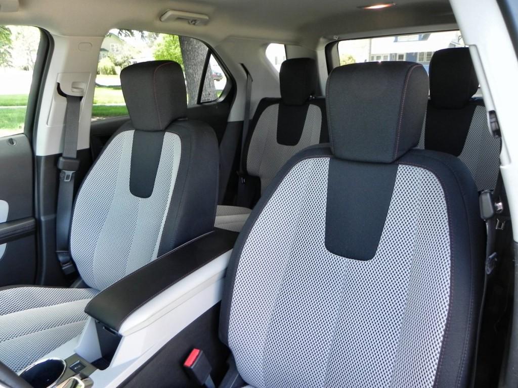 2015 Chevrolet Equinox - interior 3 - AOA1200px