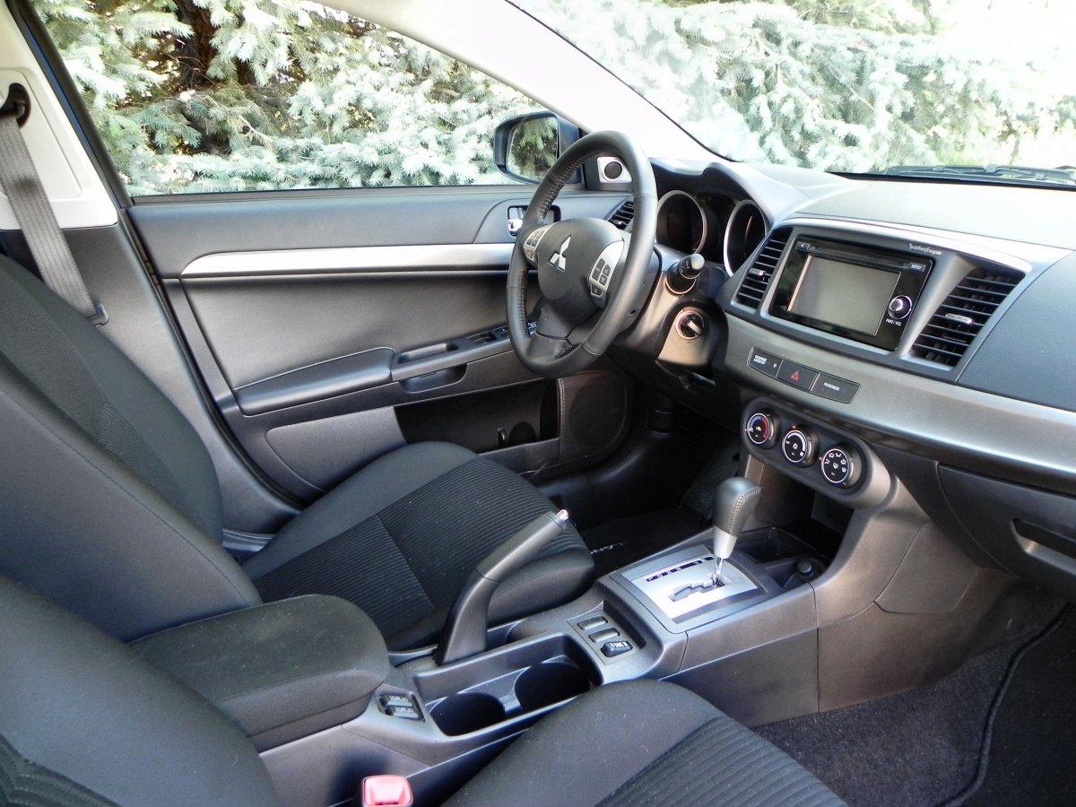 2015 Mitsubishi Lancer   Interior 1   AOA1200px