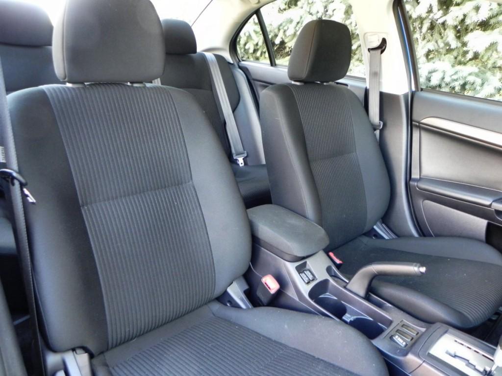2015 Mitsubishi Lancer - interior 2 - AOA1200px