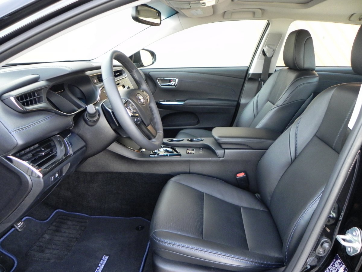 2015 Toyota Avalon   Interior 2   AOA1200px Amazing Ideas