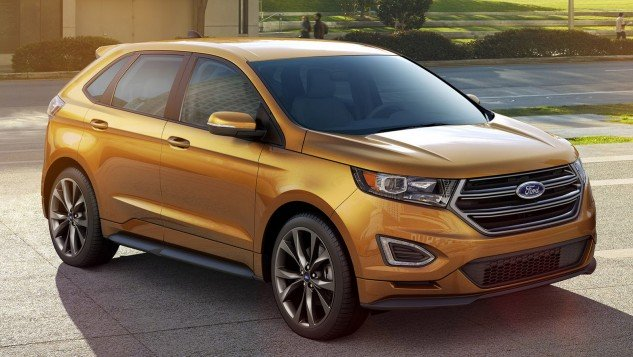 2015 Ford Edge-front