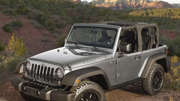 2015 Jeep Wrangler-Willys