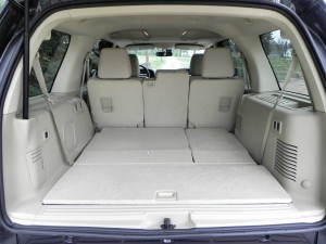 2015 Lincoln Navigator - interior 10 - AOA1200px
