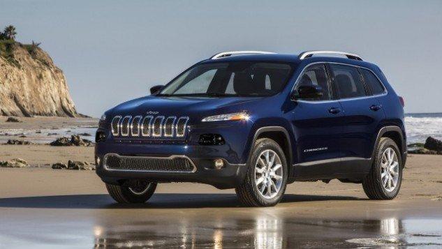 2015 Jeep Cherokee-sand