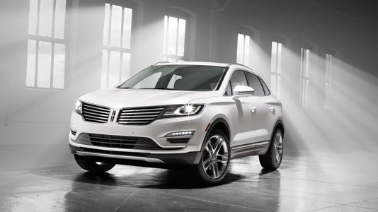 2016 Lincoln MKC-technology package