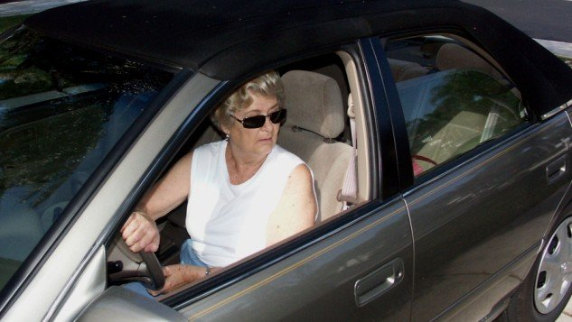 Seniors Backing Up-AAA Foundation for Traffic Safety
